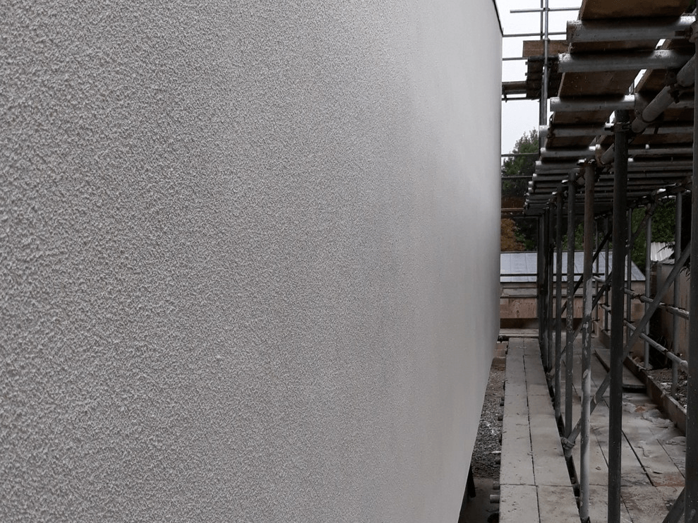 Spray Rendering Experts Cumbria | External Render Finish