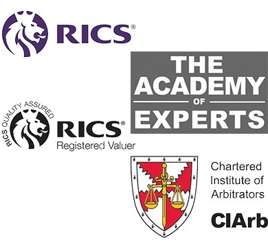 RICS Academy of Experts, Chartered Institute of Arbitrators, RICS Registered Valuer