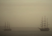 Ghostly Ships