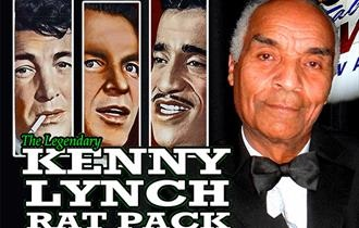Kenny Lynch Rat Pack Revue