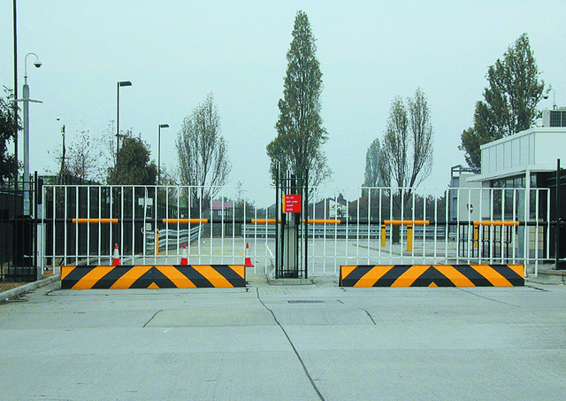 The Benefits of Security Gates for your Business