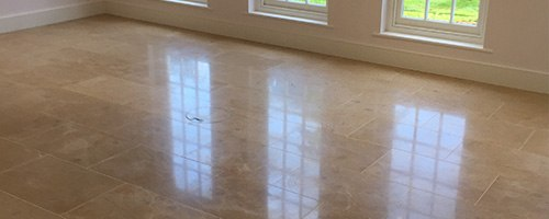 Limestone Stone Floor Cleaning Wiltshire