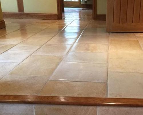 Limestone Kitchen Floors