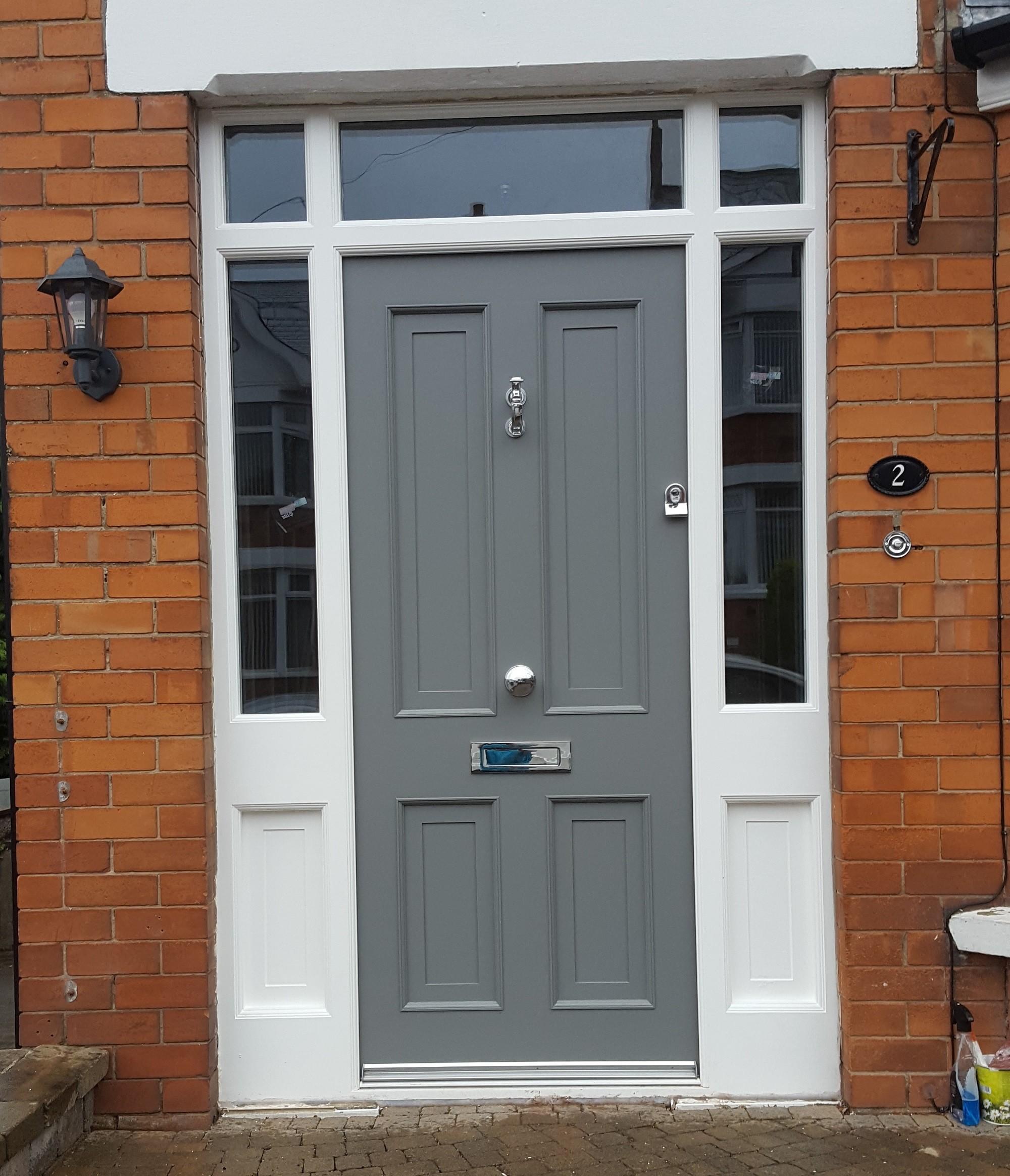 Bespoke Wooden Doors In Belfast Woodcraft Joinery