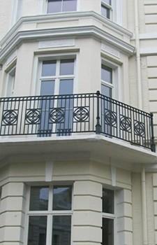 converting a georgian property into flats