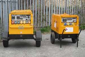 Super Silent Generators Hire