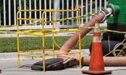 unblocking drains