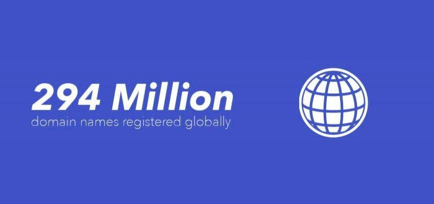 Internet Grows to 294 Million Domain Names