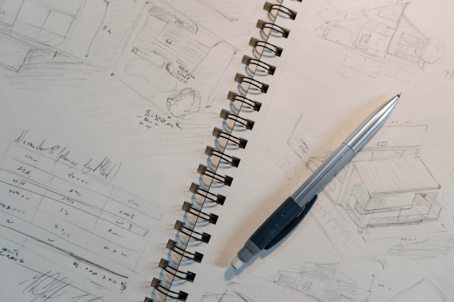Constructing a new build home