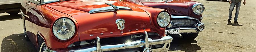 Most Popular Classic Cars