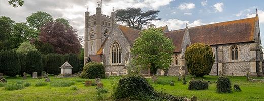 st marys church in buckinghamshire