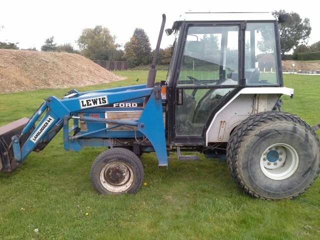Agricultural Machinery Servicing