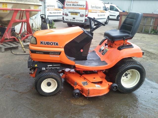 Kubota G2160