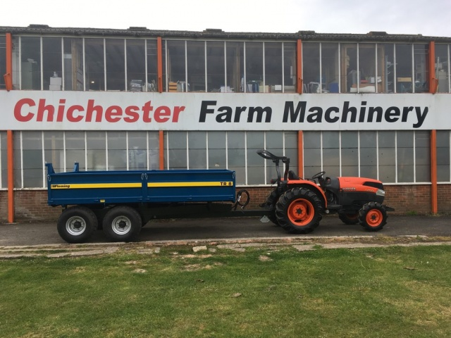 New Fleming Trailers