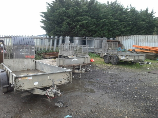 Large Selection of Trailers