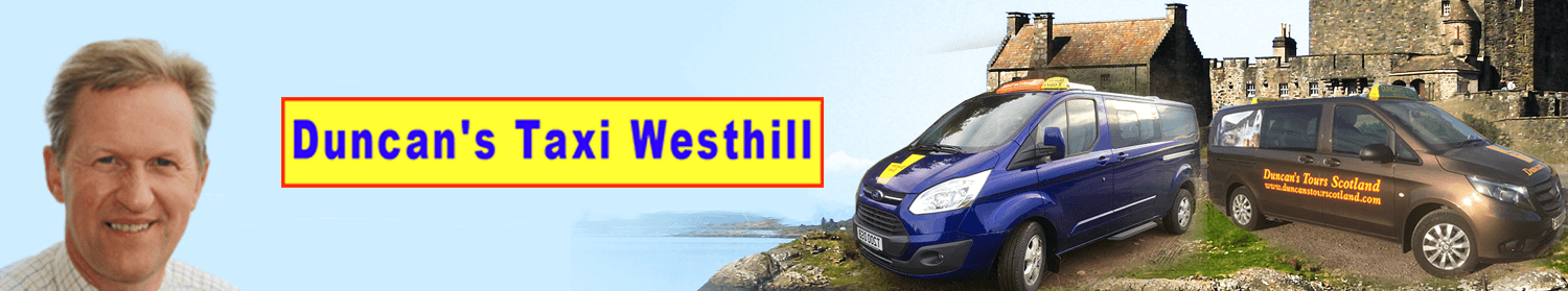 Westhill Duncan's Taxi