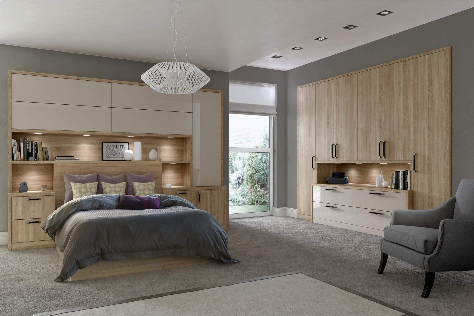Bedroom Interior Design Services Hull and East Yorkshire