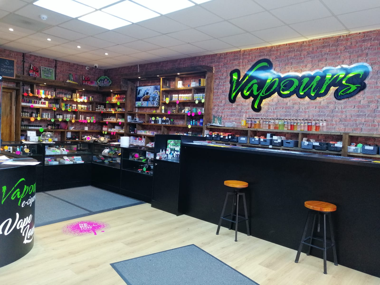 E Cigarette Starter Kits Manchester and the North West