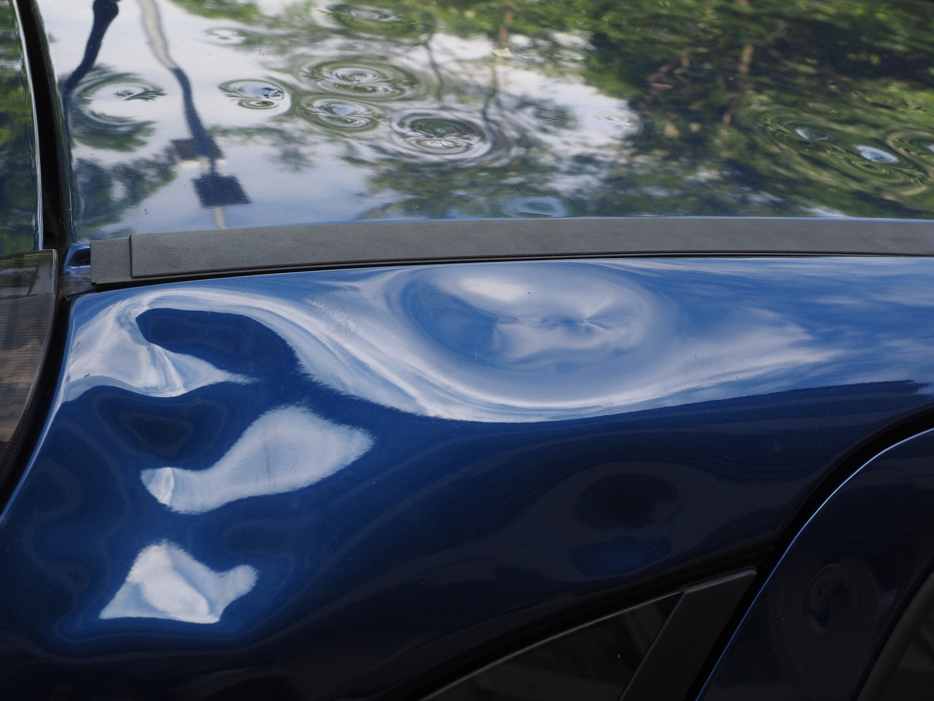 Reasons Why You Shouldn't Ignore That Tiny Dent
