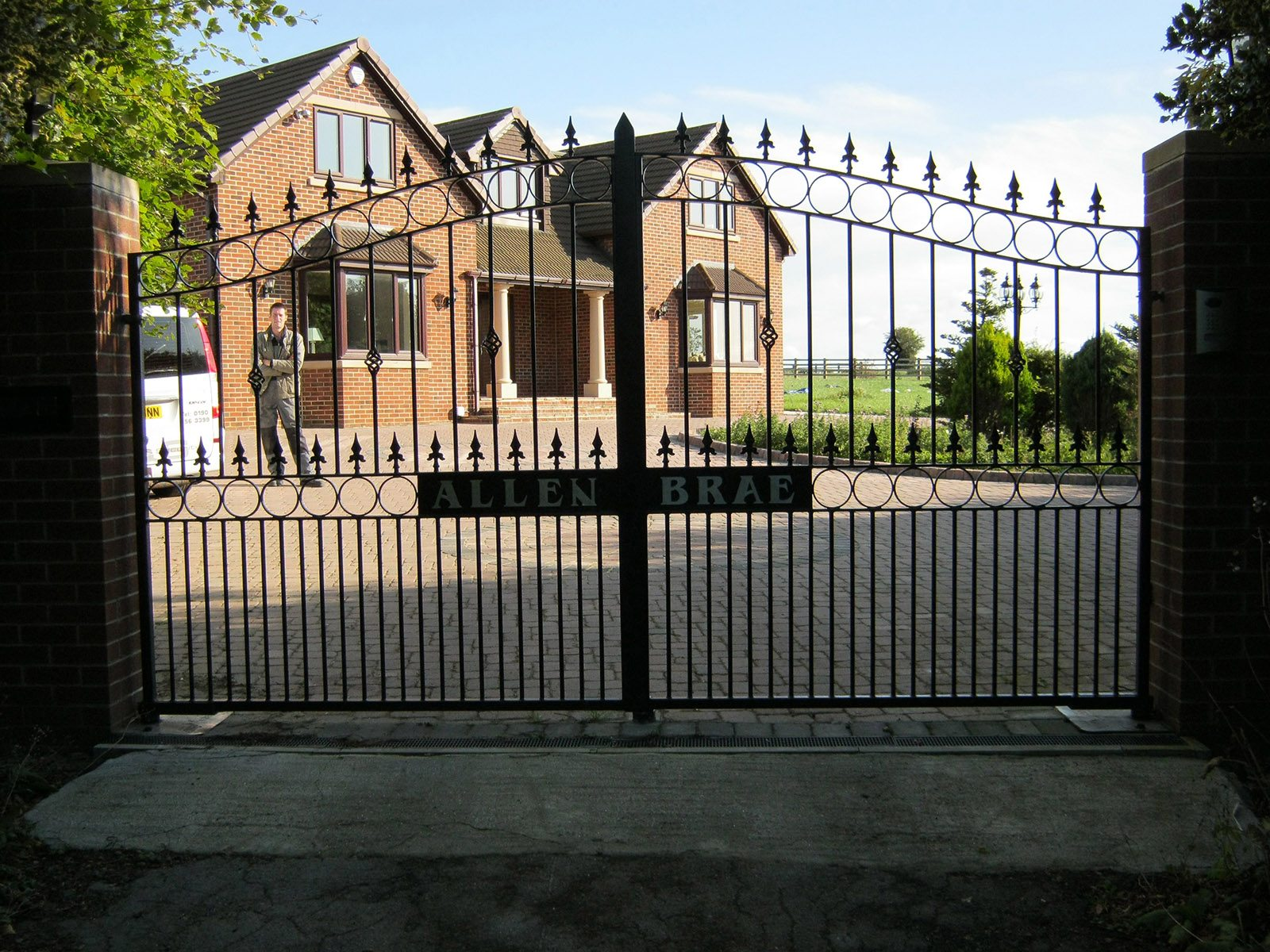 Automated Gates in Northumberland