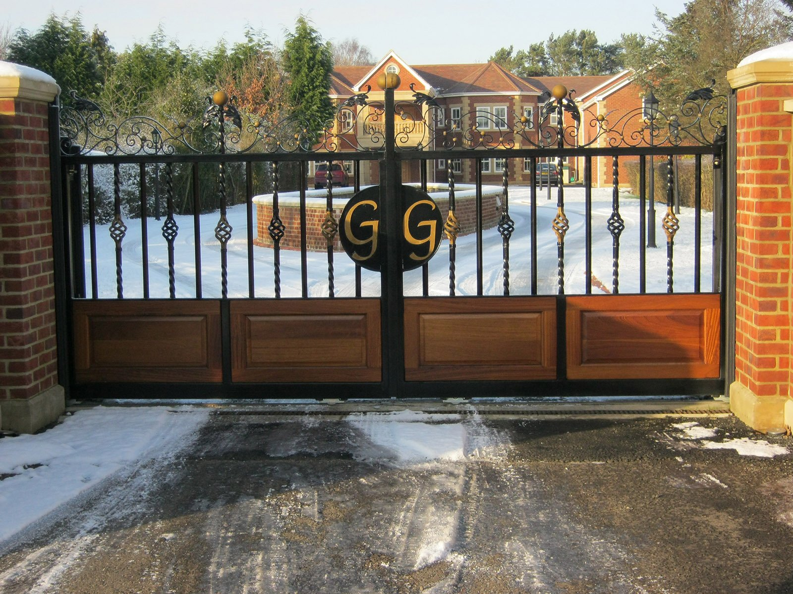 Domestic Swing Gates