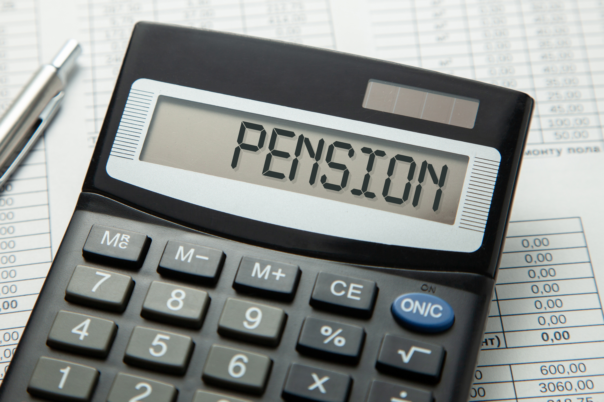 How Much Should I Put in a Pension