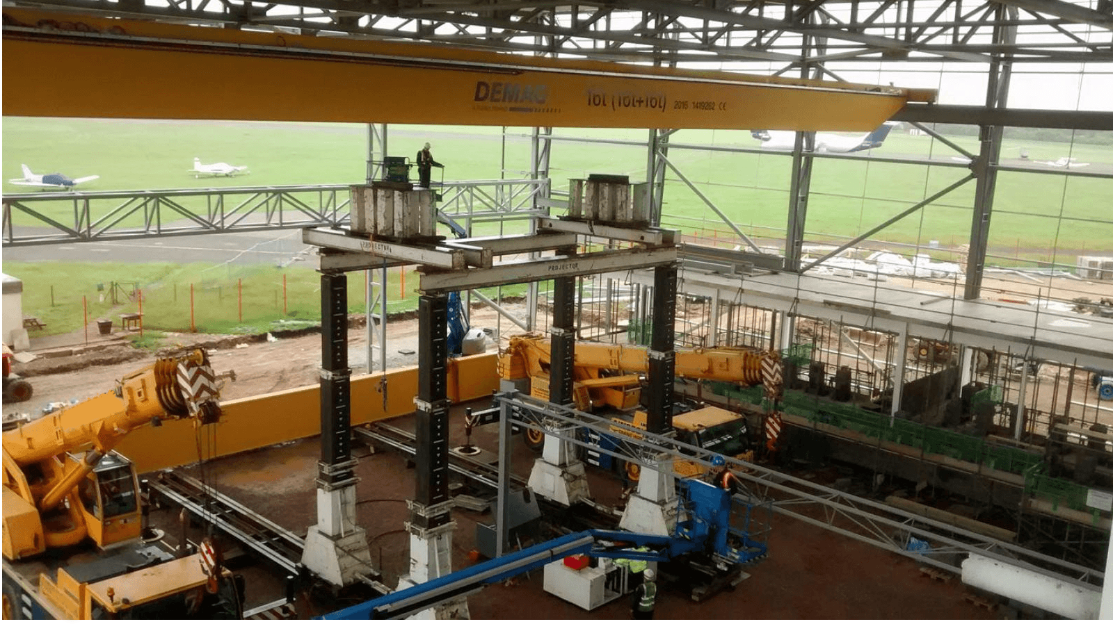 gantry lifting system