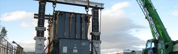 gantry lifting system