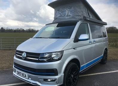 4 Berth VW Campervans for Sale