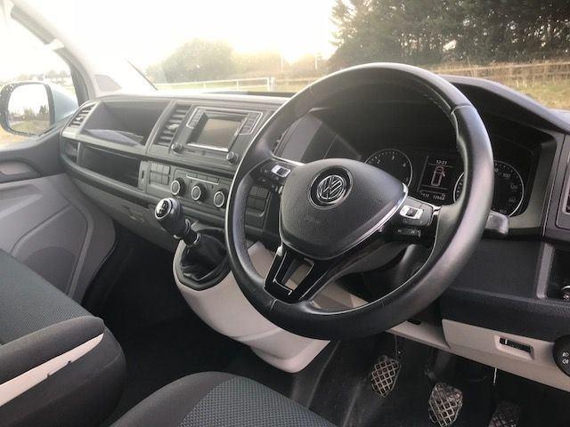 Volkswagen Camper Interior