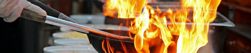 Fire Risks of Grease Build Up