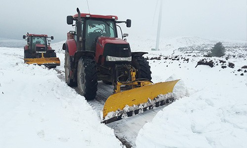 gritting and snow clearing services