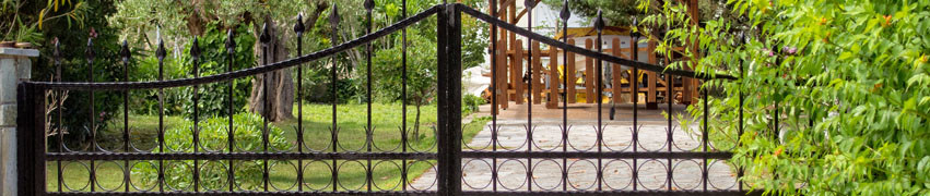Protecting your home with domestic security gates
