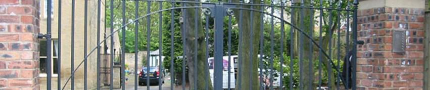 Installing Swing Gates