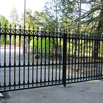 security gates for business