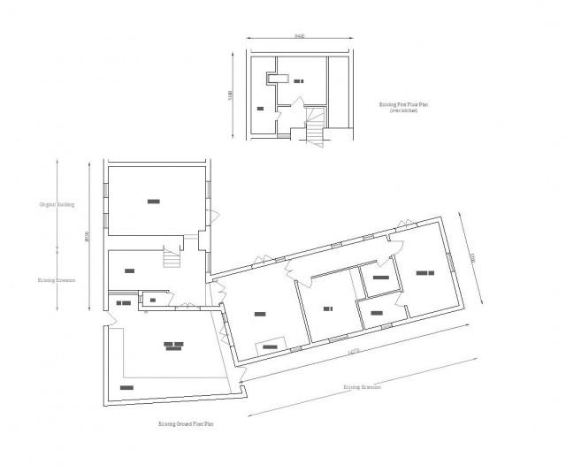 Dwelling Floor Plan
