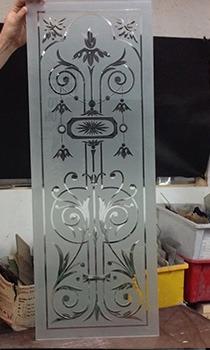 tall brilliant cut panel