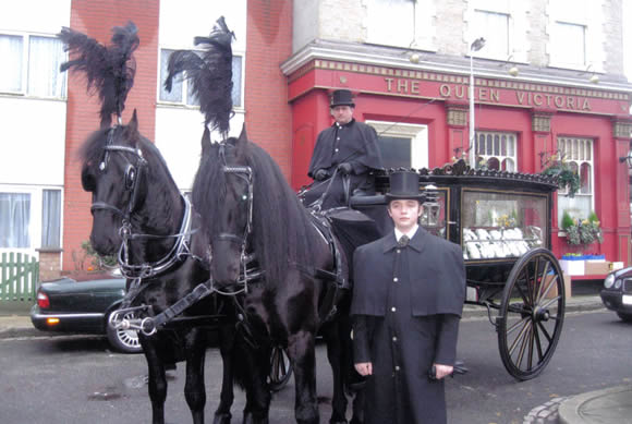 Film, Media and Television carriage hire