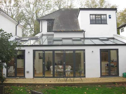 Domestic Extension in Teddington