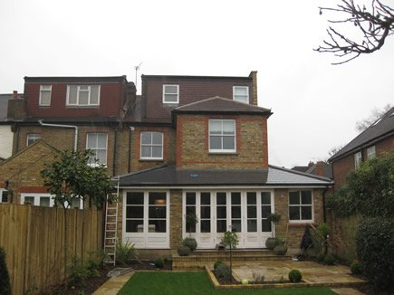 Domestic Extension and Refurb