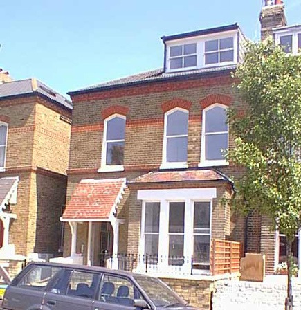 Property Conversion in Finsbury Park