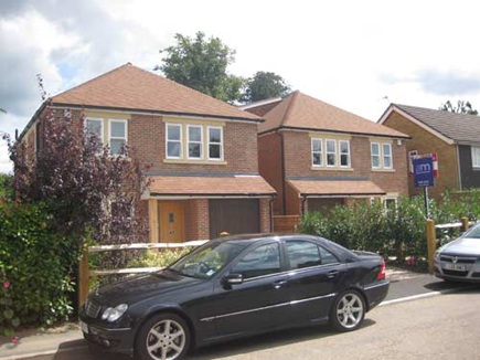 New Build in Weybridge