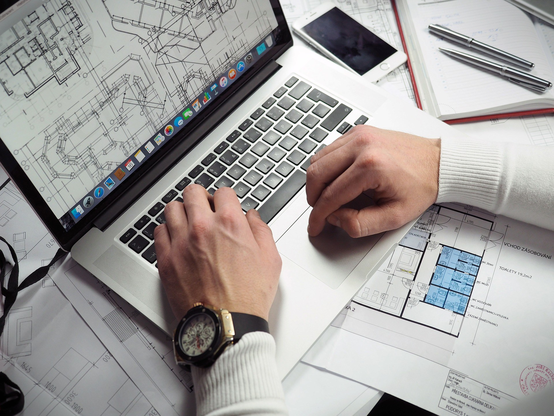What Is An Architectural Blueprint