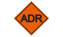 Sign for ADR training