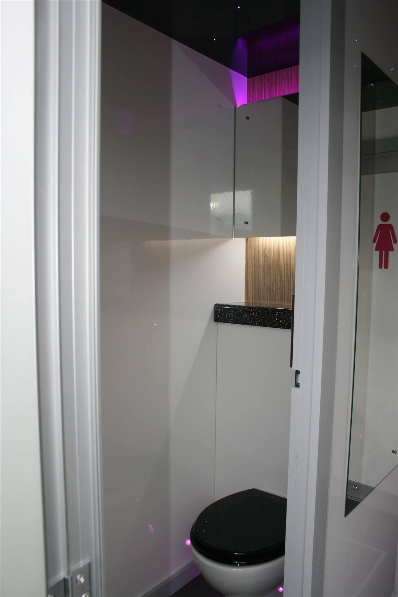 VIP Luxury Toilet