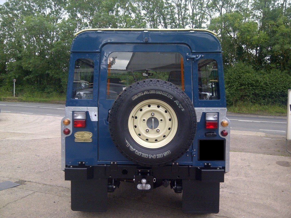 The Land Rover Rebuild Experts