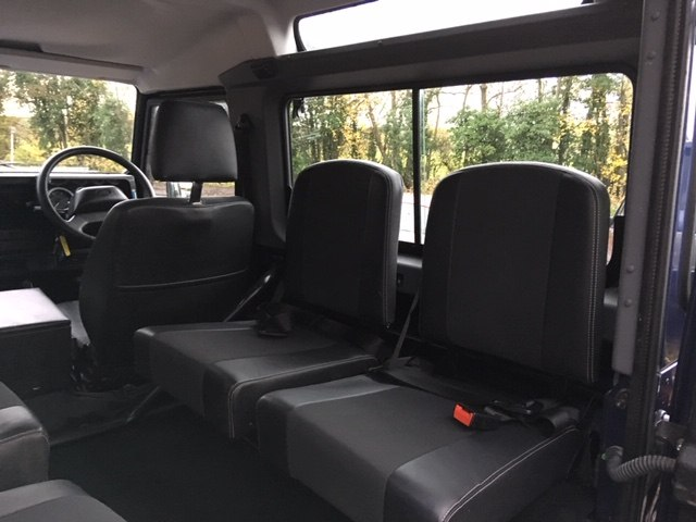 Defender 90 XS rear seats for sale