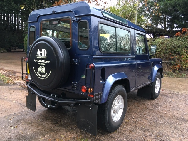 Defender 90 Td5 XS Station Wagon for sale