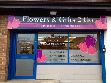 Flowers and Gifts Sheffield