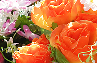 arranging your wedding bouquets
